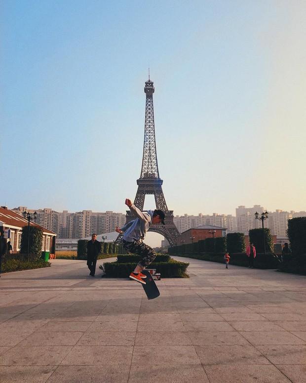 """Sửng sốt với tiểu Paris """"sao y bản chính"""" của Trung Quốc: Vẻ ngoài giống nhau đến kinh ngạc nhưng liệu có so được với bản gốc? - Ảnh 44."""