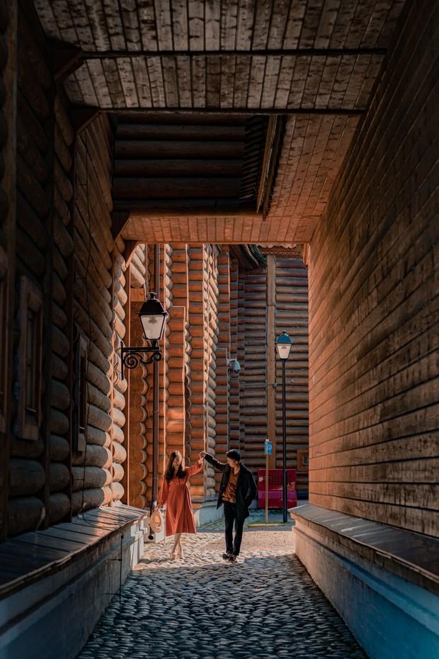 Vẫn biết nước Nga rất đẹp, nhưng xem album ảnh du lịch của cặp đôi người Việt này xong chỉ biết thốt lên: Xuất sắc cả tưởng tượng! - Ảnh 10.