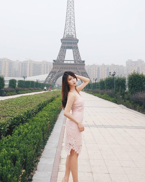 """Sửng sốt với tiểu Paris """"sao y bản chính"""" của Trung Quốc: Vẻ ngoài giống nhau đến kinh ngạc nhưng liệu có so được với bản gốc? - Ảnh 4."""
