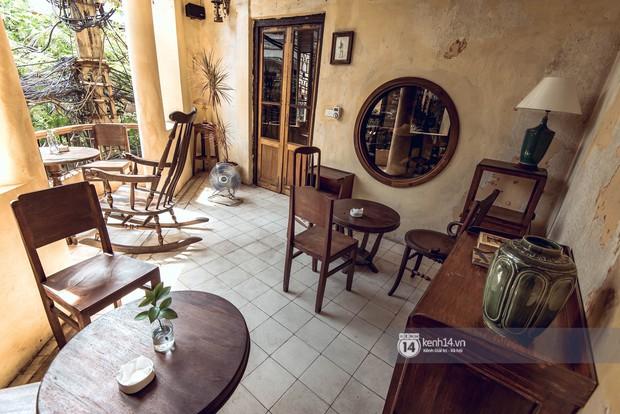Đã nhiều lần nói về các quán cafe hoài niệm ở Hà Nội, nhưng chắc chắn nơi này sẽ đem đến 1 vibe rất khác cho tất cả chúng ta - Ảnh 14.