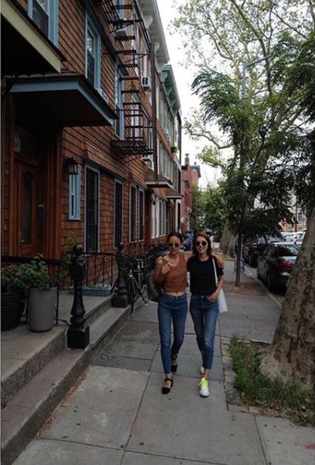 Bạn thân khoe ảnh vi vu New York cùng Lee Hyori, Song Hye Kyo có động thái hiếm hoi sau chuỗi ngày im lặng - Ảnh 1.