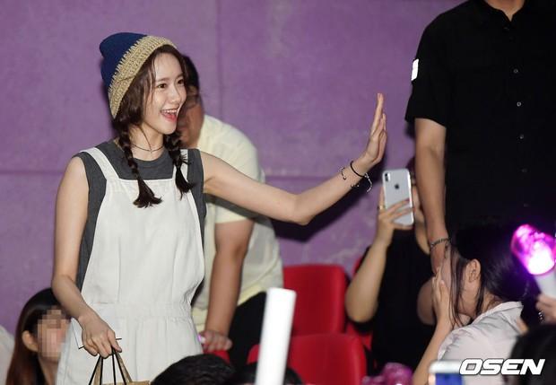 Thánh hack tuổi Jang Nara có lẽ phải kiêng dè Yoona sau sự kiện hôm nay: 29 tuổi mà như nữ sinh trung học! - Ảnh 7.