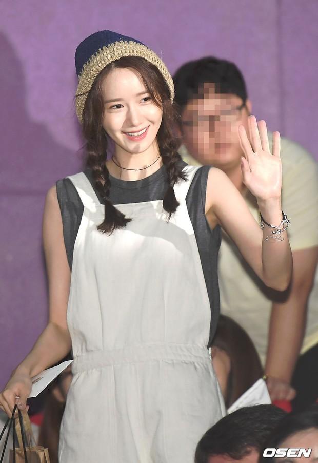 Thánh hack tuổi Jang Nara có lẽ phải kiêng dè Yoona sau sự kiện hôm nay: 29 tuổi mà như nữ sinh trung học! - Ảnh 6.