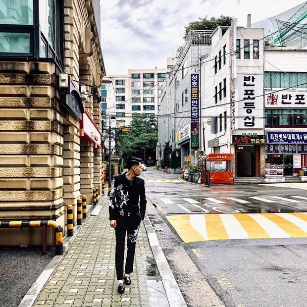 Những hình ảnh đầu tiên của Jack và K-ICM tại Hàn Quốc: Gác hết ồn ào chảnh choẹ để khám phá xứ sở kim chi - Ảnh 3.