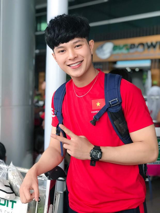 Chết đứ đừ trước vẻ điển trai baby của cựu sinh viên ĐH Tôn Đức Thắng, đã thế lại còn là kiện tướng Taekwondo quốc tế - Ảnh 1.