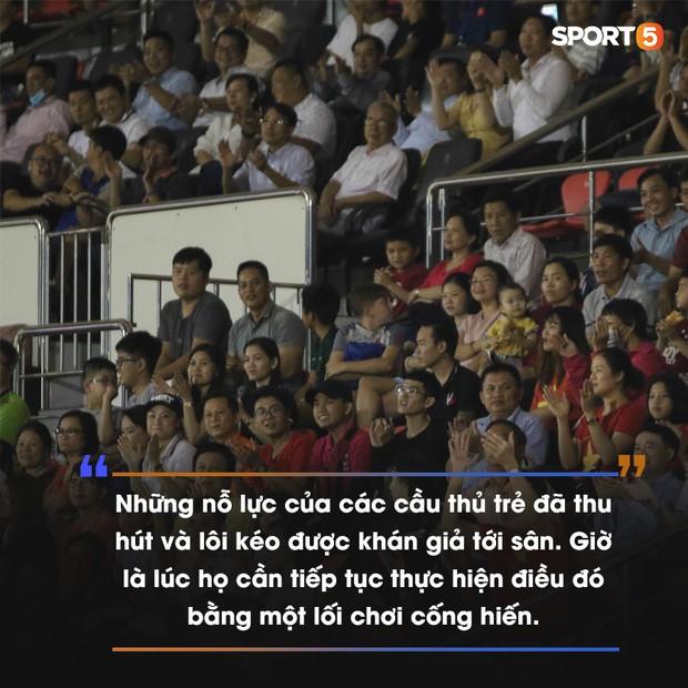 U18 Việt Nam vs U18 Campuchia: Không phải chỉ vì tấm vé đi tiếp, đây còn là trận đấu để bảo vệ niềm tin nơi người hâm mộ - Ảnh 2.