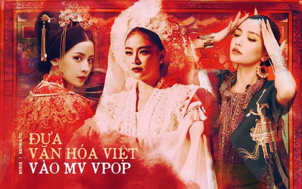 Nhìn vào âm nhạc của Hoàng Thùy Linh, Bích Phương, Chi Pu...: Khai thác văn hóa truyền thống liệu có phải là một công thức tạo hit mới? - Ảnh 2.