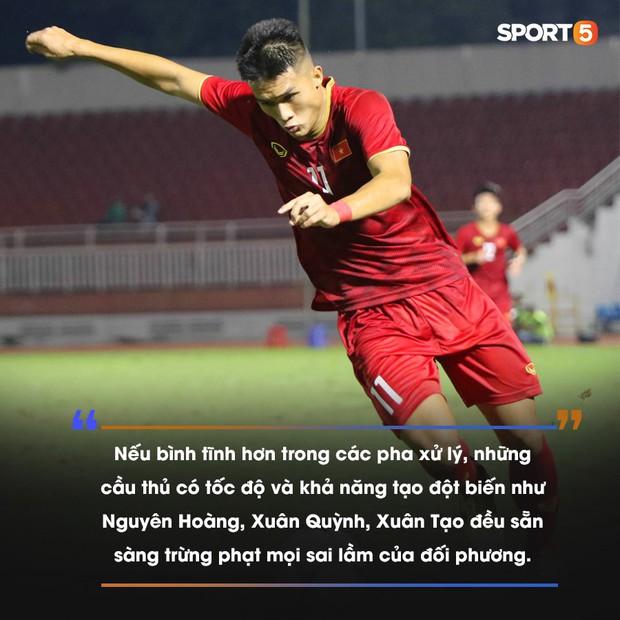 U18 Việt Nam vs U18 Campuchia: Không phải chỉ vì tấm vé đi tiếp, đây còn là trận đấu để bảo vệ niềm tin nơi người hâm mộ - Ảnh 1.