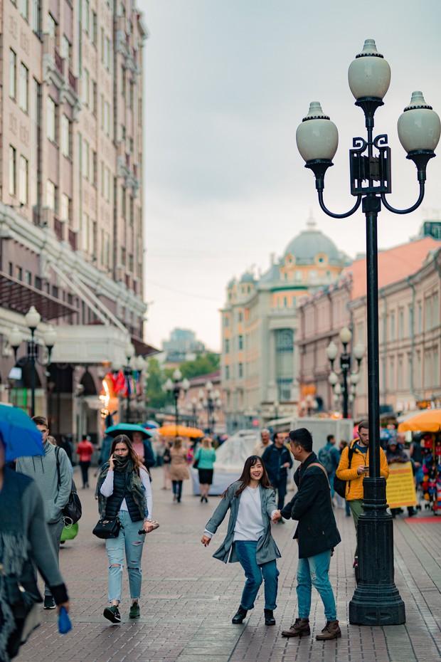 Vẫn biết nước Nga rất đẹp, nhưng xem album ảnh du lịch của cặp đôi người Việt này xong chỉ biết thốt lên: Xuất sắc cả tưởng tượng! - Ảnh 4.
