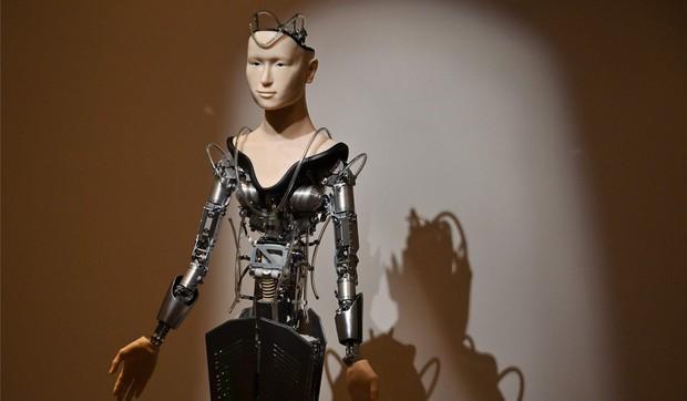 Lạ lùng ngôi đền Nhật Bản đem robot triệu đô về làm thầy tu - Ảnh 2.
