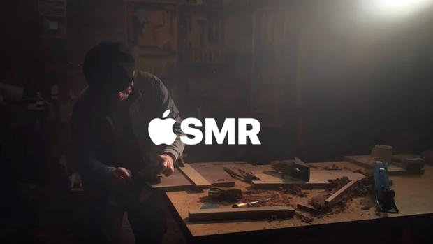 Apple cũng học đu trend ASMR, tung loạt clip đẹp mắt đã tai quay hoàn toàn bằng iPhone - Ảnh 2.