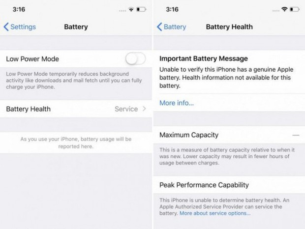 Bị gạch đá quá nhiều, Apple buộc phải thanh minh lý do hút máu người dùng về việc thay pin iPhone bên ngoài - Ảnh 1.