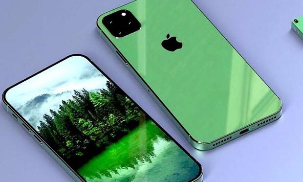 Thử một lần ngắm iPhone 11 màu xanh rêu cực độc, pin trâu nhất lịch sử Apple xem có ai trầm trồ? - Ảnh 3.