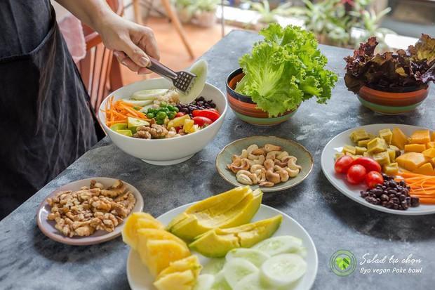 6 hàng quán món chay từ cao cấp đến bình dân không thể bỏ qua trong mùa Vu Lan ở Sài Gòn và Hà Nội - Ảnh 14.