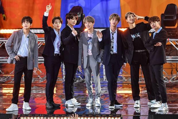 BTS bị phân biệt đối xử nặng nề dù nhận tới 5 đề cử tại VMAs 2019? - Ảnh 1.