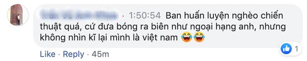 U18 Việt Nam thua sốc, fan lập tức mỉa mai: U18 phá kỷ lục lần đầu tiên thua Campuchia ở cấp đội tuyển - Ảnh 1.