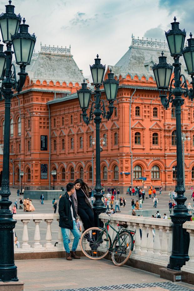 Vẫn biết nước Nga rất đẹp, nhưng xem album ảnh du lịch của cặp đôi người Việt này xong chỉ biết thốt lên: Xuất sắc cả tưởng tượng! - Ảnh 2.