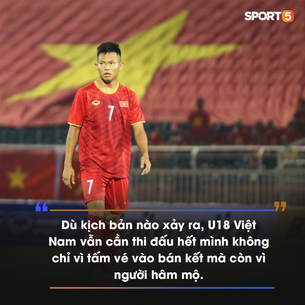 U18 Việt Nam vs U18 Campuchia: Không phải chỉ vì tấm vé đi tiếp, đây còn là trận đấu để bảo vệ niềm tin nơi người hâm mộ - Ảnh 4.