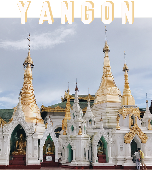 """Cẩm nang du lịch Myanmar chi tiết cho """"tân binh"""" từ travel blogger Lý Thành Cơ, đọc xong là tự tin xách balo lên đi ngay! - Ảnh 3."""