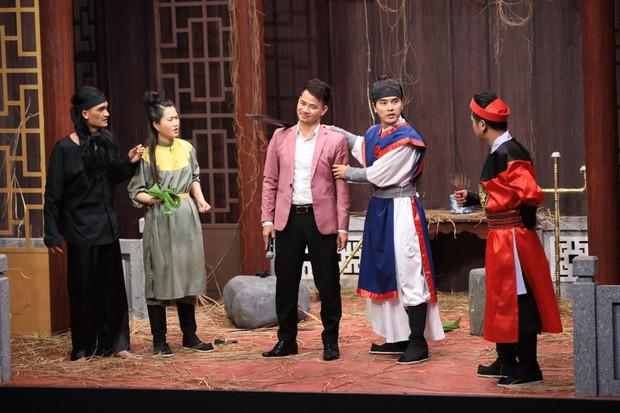 Ơn giời: Trấn Thành dọa tự cắt tay để uy hiếp Lan Phương - Ảnh 4.