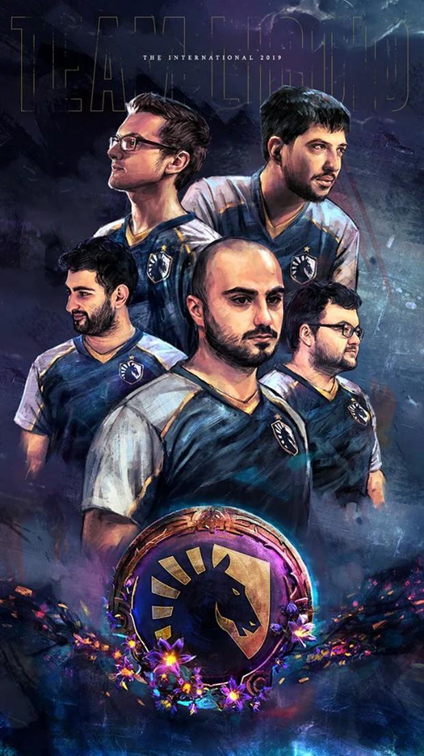 Giải eSports lớn nhất thế giới trong ngày mở màn: Có quá nhiều sạn, Team Liquid gây thất vọng, NaVi cầm chân đương kim vô địch - Ảnh 3.
