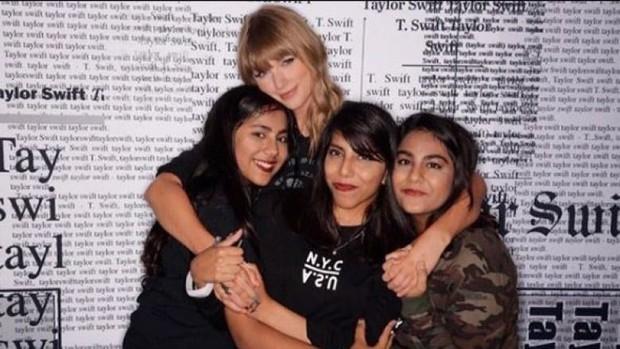 Fan than thở không có tiền đóng học phí, Taylor Swift rút hầu bao chuyển khoản luôn 150 triệu cho nữ sinh này - Ảnh 2.