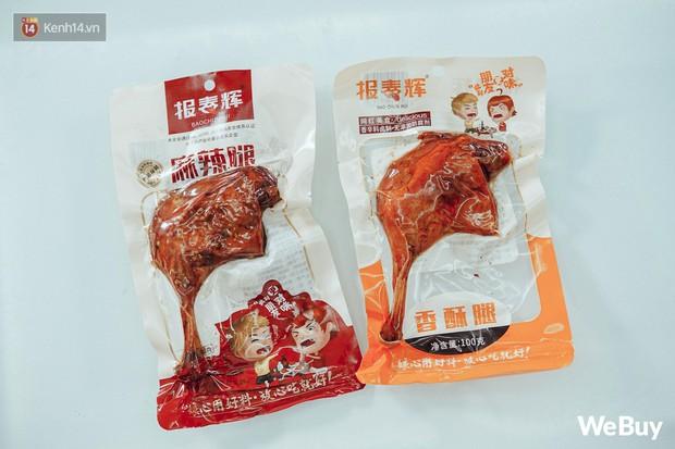 """Review """"tận miệng"""" đùi gà 15k Trung Quốc hot rần rần: Không dở nhưng chẳng đủ ngon để trở thành món khoái khẩu - Ảnh 3."""