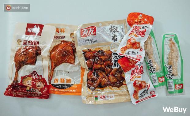 """Review """"tận miệng"""" đùi gà 15k Trung Quốc hot rần rần: Không dở nhưng chẳng đủ ngon để trở thành món khoái khẩu - Ảnh 2."""