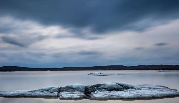 Hình ảnh về dòng sông băng đầu tiên trên thế giới chính thức CHẾT trong thời đại biến đổi khí hậu khiến ai nhìn cũng xót xa - Ảnh 4.
