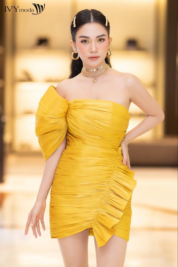 """Truy tìm """"chiếc đầm vàng trong làng showbiz Việt"""" - Ảnh 6."""