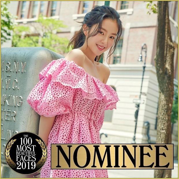 Idol Kpop thầu gần cả bảng đề cử 100 gương mặt đẹp nhất thế giới: Toàn cực phẩm, nhưng nữ thần siêu hot mất dạng - Ảnh 12.