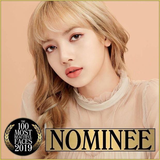 Idol Kpop thầu gần cả bảng đề cử 100 gương mặt đẹp nhất thế giới: Toàn cực phẩm, nhưng nữ thần siêu hot mất dạng - Ảnh 10.