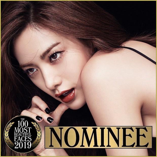 Idol Kpop thầu gần cả bảng đề cử 100 gương mặt đẹp nhất thế giới: Toàn cực phẩm, nhưng nữ thần siêu hot mất dạng - Ảnh 2.