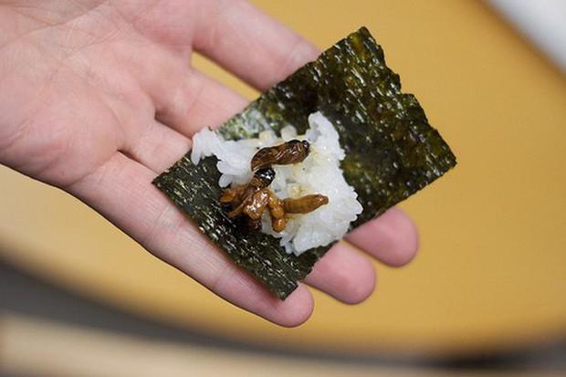 Đến ăn thôi cũng phải cần có sự dũng cảm nếu bạn chọn các món ăn này của người Nhật - Ảnh 7.