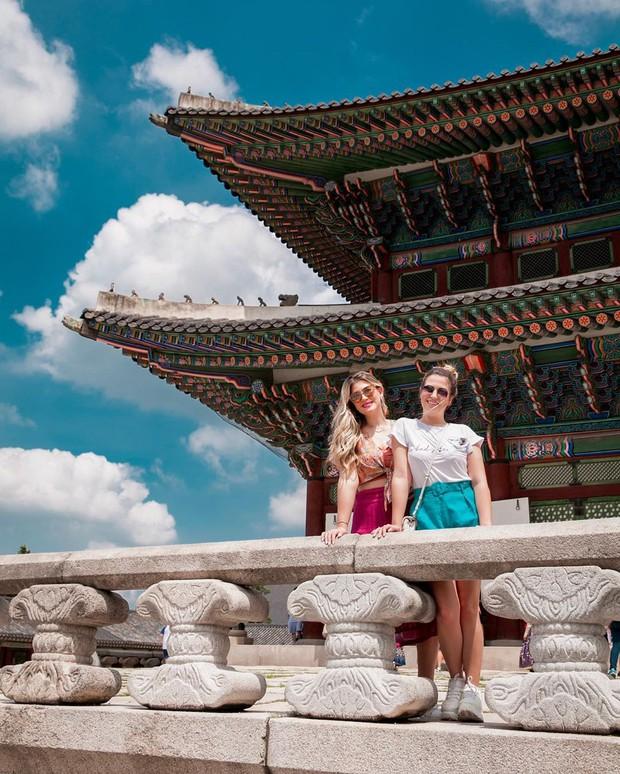 """""""Mặc kệ"""" Jack im hơi lặng tiếng, K-ICM vẫn """"quẩy"""" khắp Seoul, còn ghé thăm cung điện nổi tiếng nhất Hàn Quốc nữa này - Ảnh 17."""