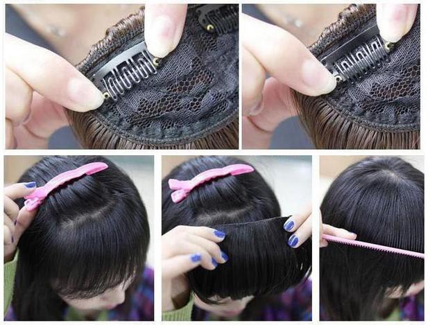Chuyện không ai ngờ: Mái giả cũng có thể làm phồng tóc một cách ngoạn mục - Ảnh 2.