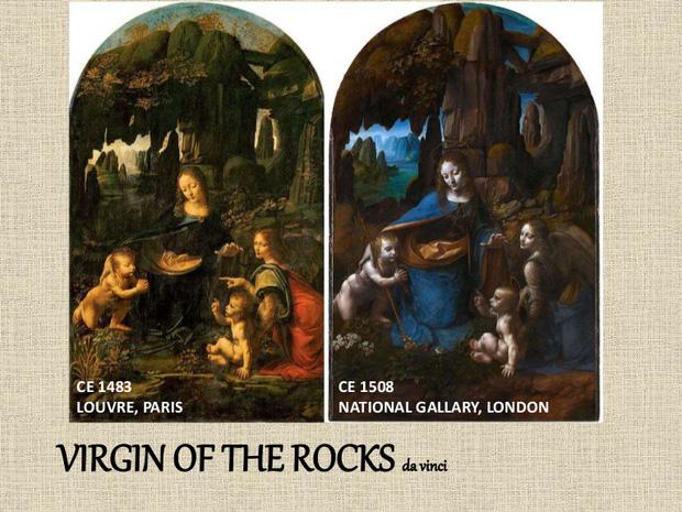 Sau gần nửa THIÊN NIÊN KỶ, khoa học cuối cùng đã tìm ra bí mật ẩn dưới bức họa danh họa Leonardo da Vinci - Ảnh 1.