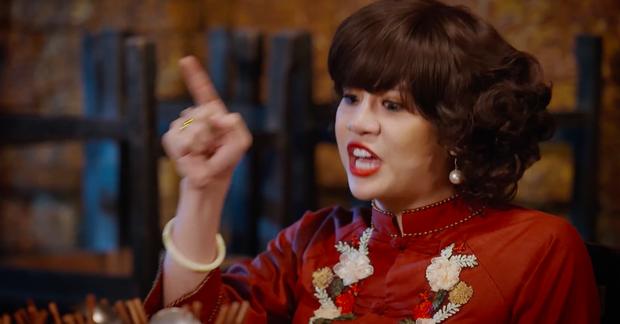 Quang Trung luôn miệng chê Duy Khánh... diễn xuất dở trong Bà 5 Bống tập 3 phần 2 - Ảnh 8.