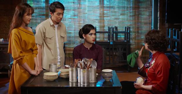 Quang Trung luôn miệng chê Duy Khánh... diễn xuất dở trong Bà 5 Bống tập 3 phần 2 - Ảnh 9.