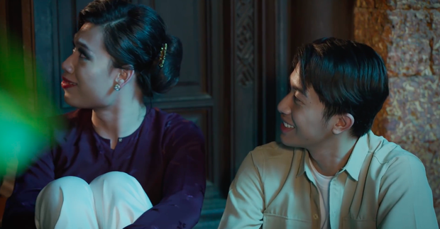 Quang Trung luôn miệng chê Duy Khánh... diễn xuất dở trong Bà 5 Bống tập 3 phần 2 - Ảnh 14.
