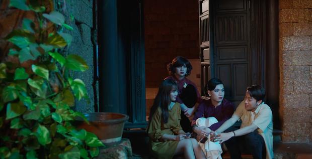 Quang Trung luôn miệng chê Duy Khánh... diễn xuất dở trong Bà 5 Bống tập 3 phần 2 - Ảnh 15.
