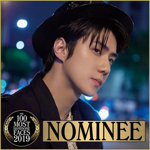 Idol Kpop thầu gần cả bảng đề cử 100 gương mặt đẹp nhất thế giới: Toàn cực phẩm, nhưng nữ thần siêu hot mất dạng - Ảnh 22.