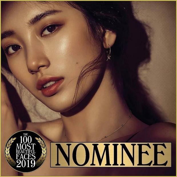 Idol Kpop thầu gần cả bảng đề cử 100 gương mặt đẹp nhất thế giới: Toàn cực phẩm, nhưng nữ thần siêu hot mất dạng - Ảnh 6.