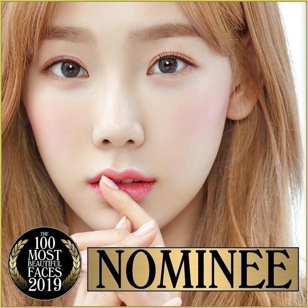 Idol Kpop thầu gần cả bảng đề cử 100 gương mặt đẹp nhất thế giới: Toàn cực phẩm, nhưng nữ thần siêu hot mất dạng - Ảnh 8.