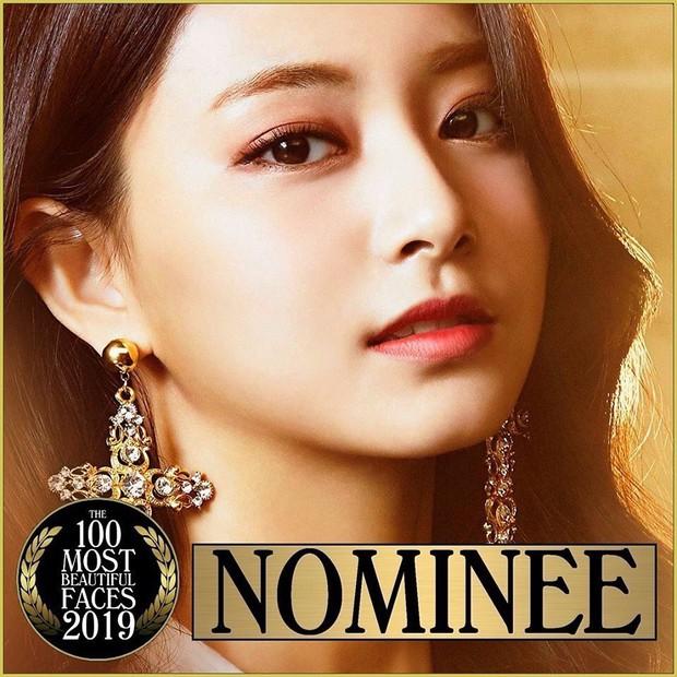 Idol Kpop thầu gần cả bảng đề cử 100 gương mặt đẹp nhất thế giới: Toàn cực phẩm, nhưng nữ thần siêu hot mất dạng - Ảnh 4.