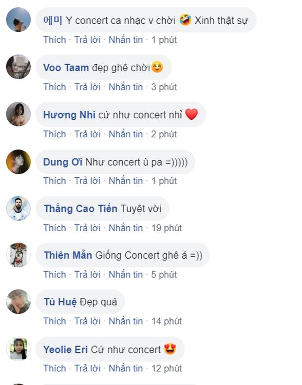 Sân Thiên Trường đẹp lung linh sau sự cố mất điện, fan hào hứng so sánh: Sao lại giống concert của Big Bang thế! - Ảnh 3.