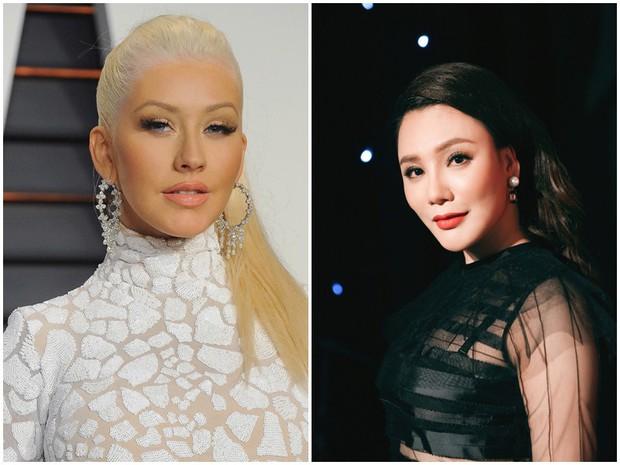 Nghệ sĩ Việt và nghệ sĩ Âu Mỹ sinh cùng năm: Mỹ Tâm, Chi Pu, Sơn Tùng, Jack,... bằng tuổi ai ở Hollywood? - Ảnh 1.
