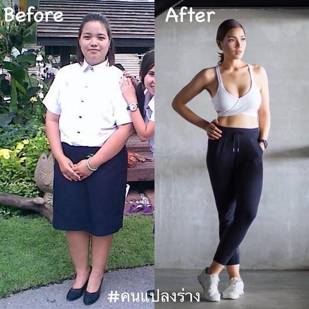 Từ 101kg xuống 58kg, cô gái người Thái xây dựng kế hoạch giảm cân hoàn hảo chỉ với những loại thực phẩm có sẵn trong bếp - Ảnh 7.