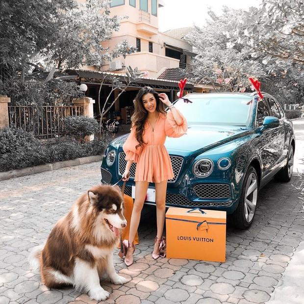 """Đã xinh, giỏi lại còn sở hữu 80 chiếc siêu xe, gái đẹp này xứng đáng là """"thiên hạ đệ nhất đầu thai"""" - Ảnh 4."""