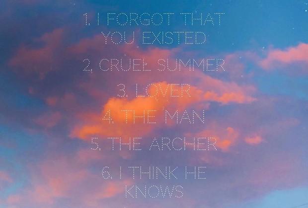 Lộ diện tracklist album Lover của Taylor Swift: Không phải Ariana Grande, Katy Perry, nghệ sĩ góp giọng sẽ khiến bạn bất ngờ! - Ảnh 1.